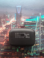 Casti Bluetooth Wireless TALK POWER photo review
